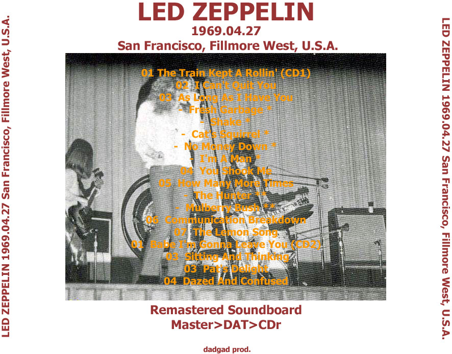Led Zeppelin - Conquering Kingdome
